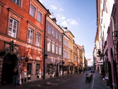 #8 Varsovie