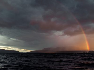 #04 Nouvelle-Zélande – Lac Tarawera #2