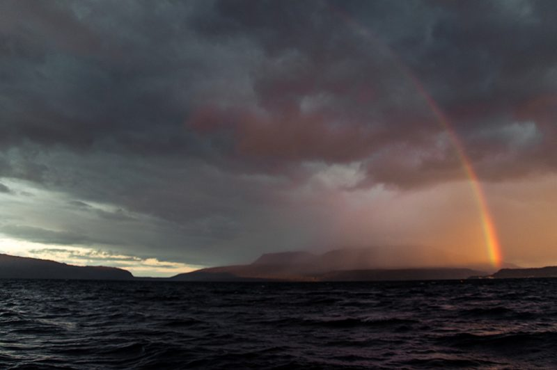 Nouvelle-Zélande - Lac Tarawera #2