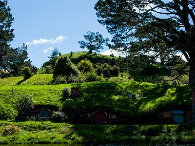 #05 Nouvelle-Zélande – Hobbiton