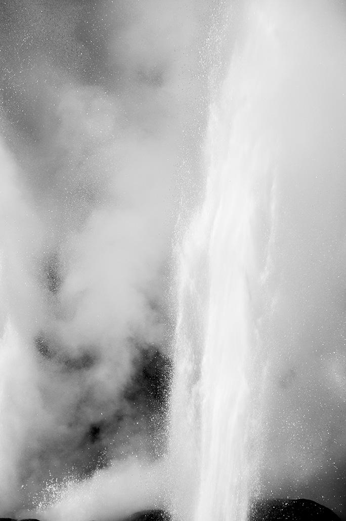 Nouvelle-Zélande - Geyser