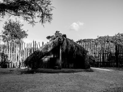 #07 Nouvelle-Zélande – Maison Maorie