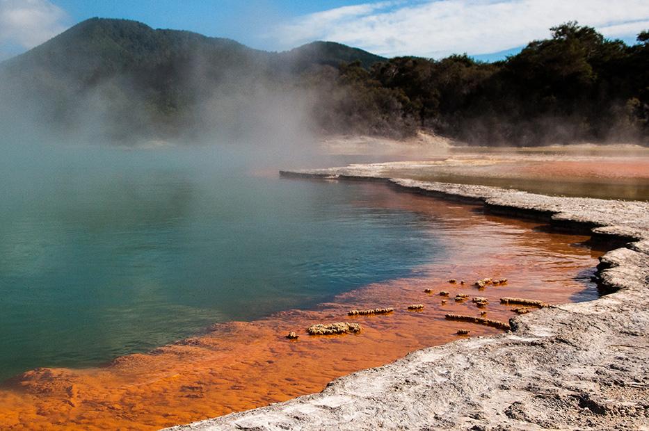 Nouvelle-Zélande - Champagne Pool
