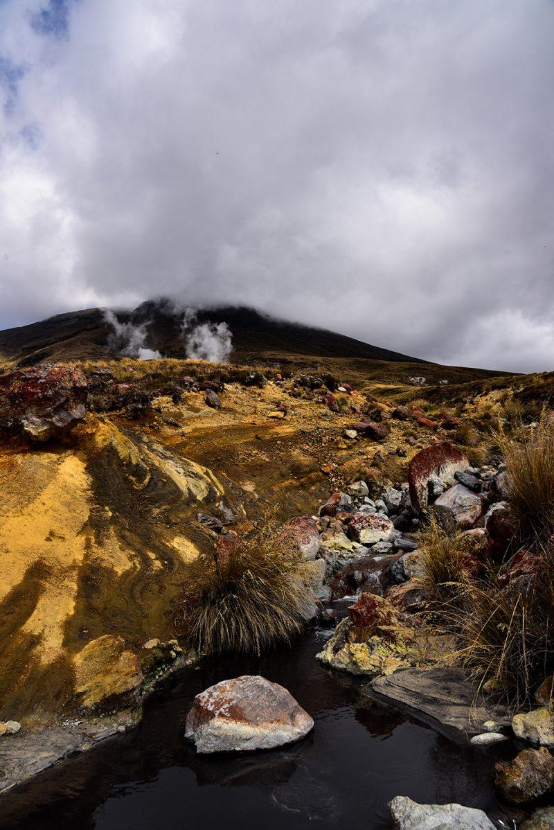 Nouvelle-Zélande - Tongariro