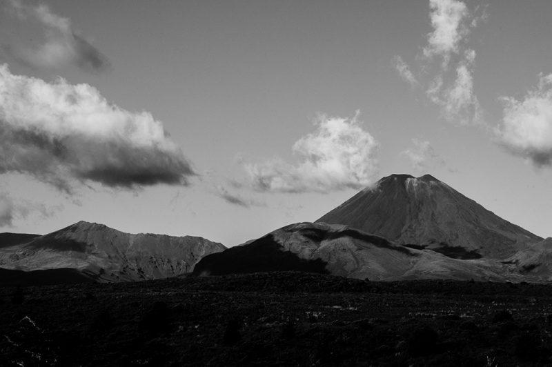 Nouvelle-Zélande - Red Crater #1