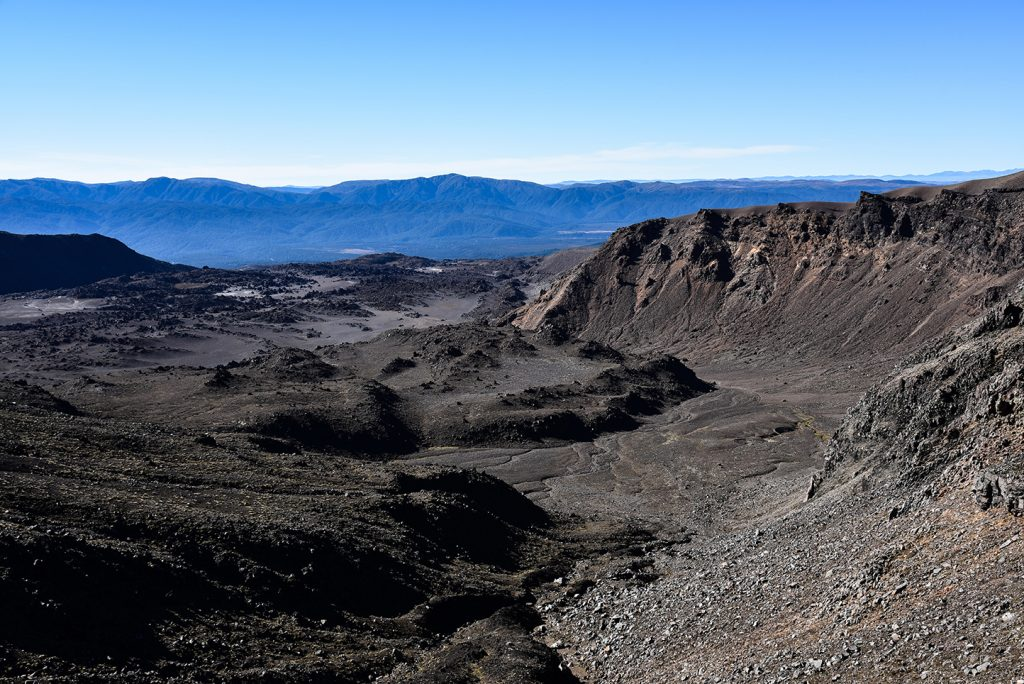 Nouvelle-Zélande - Tongariro Alpine Crossing #1