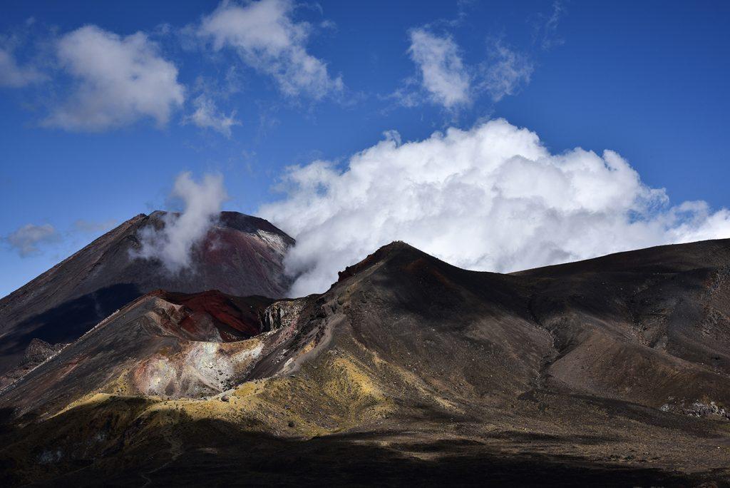 Nouvelle-Zélande - Red Crater #3