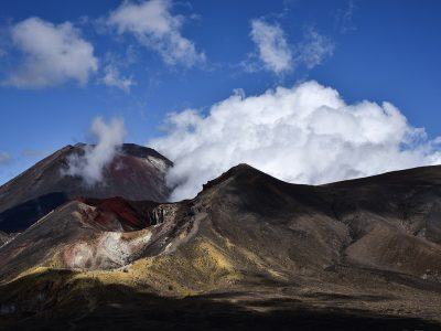 #16 Nouvelle-Zélande – Red Crater #3