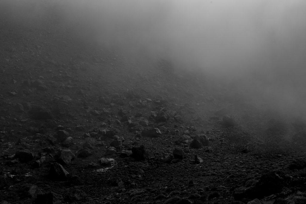 Nouvelle-Zélande - Dans le Brouillard