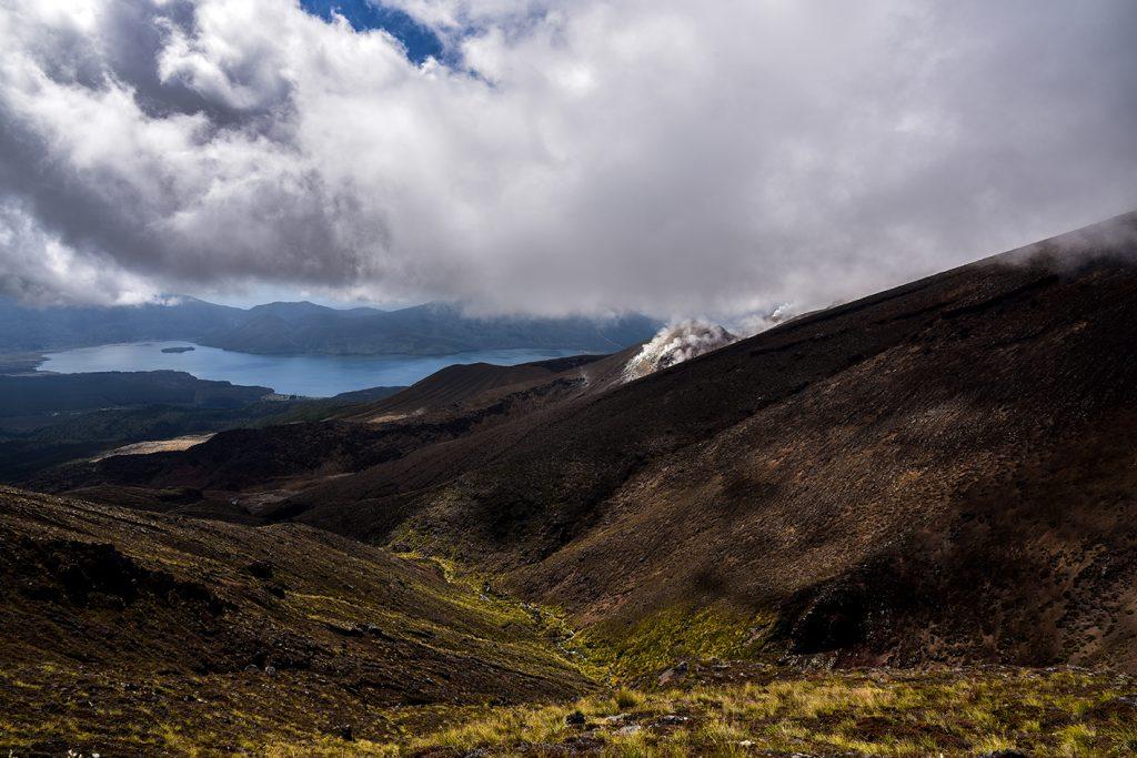 Nouvelle-Zélande - Parc National du Tongariro