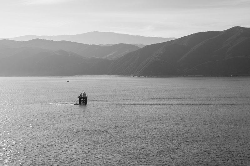 Nouvelle-Zélande - Phare de Wellington