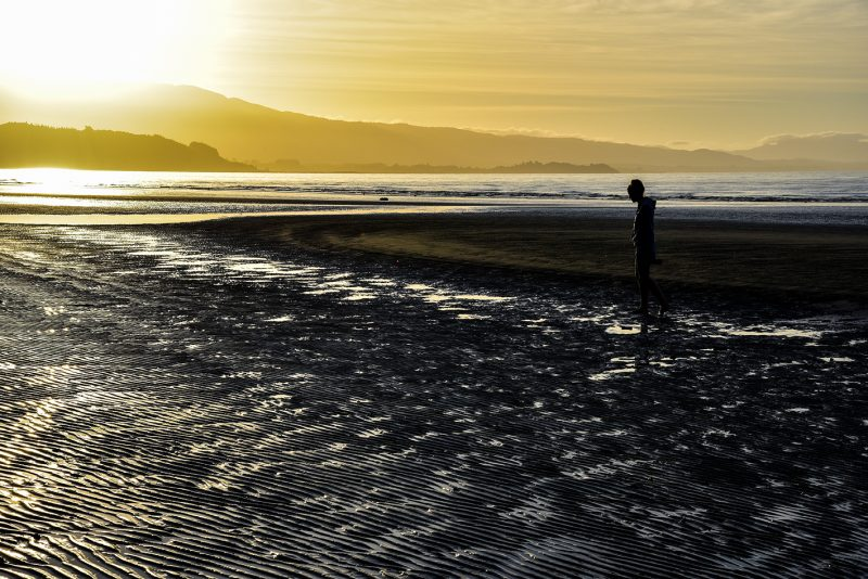 Nouvelle-Zélande - Motupipi Beach