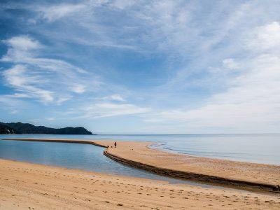 #32 Nouvelle-Zélande – Abel Tasman Beach
