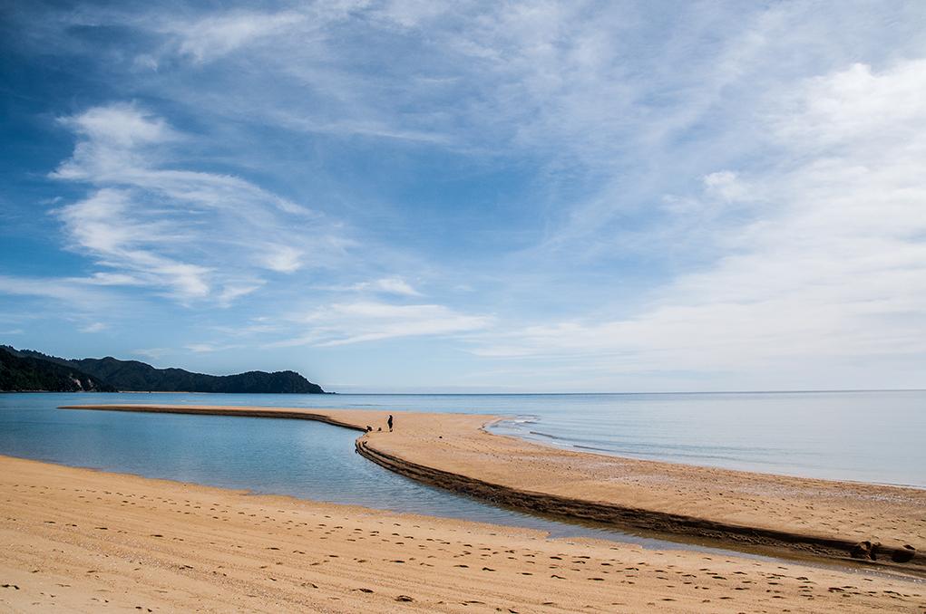 Nouvelle-Zélande - Abel Tasman Beach