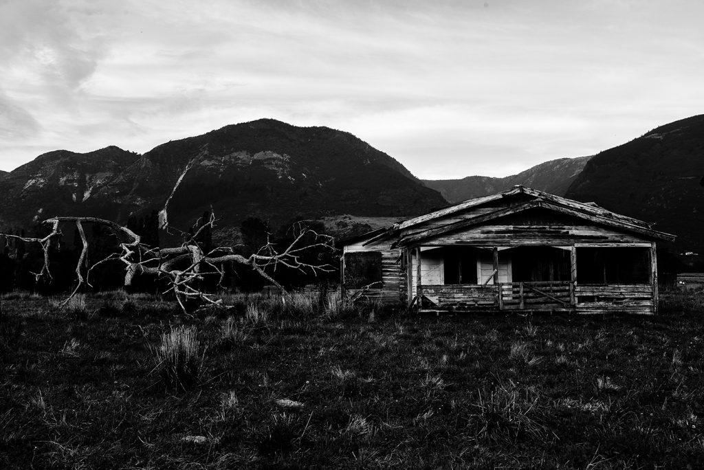 Nouvelle-Zélande - Perdu