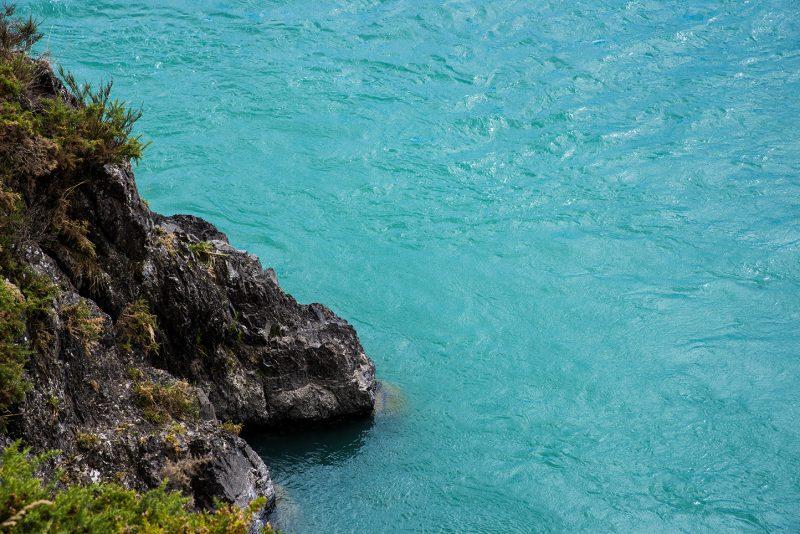 Nouvelle-Zélande - Les eaux bleues