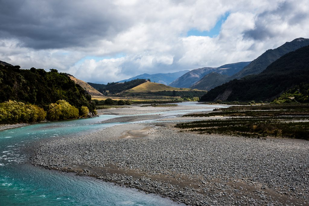 Nouvelle-Zélande - River #1