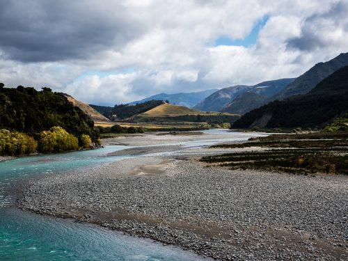 #41 Nouvelle-Zélande – River #1