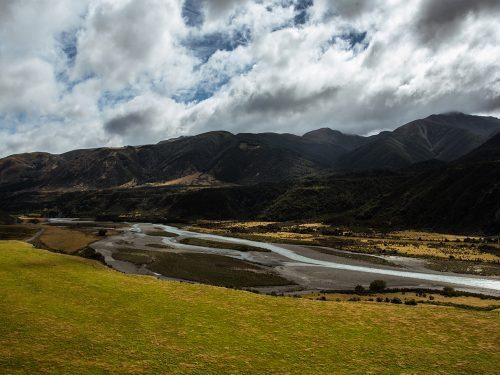 #42 Nouvelle-Zélande – River #2