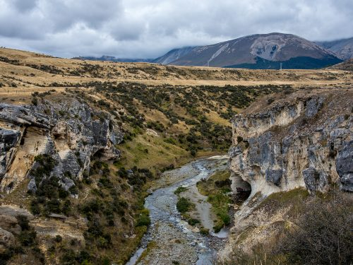 #47 Nouvelle-Zélande – Cave de Castle Hill