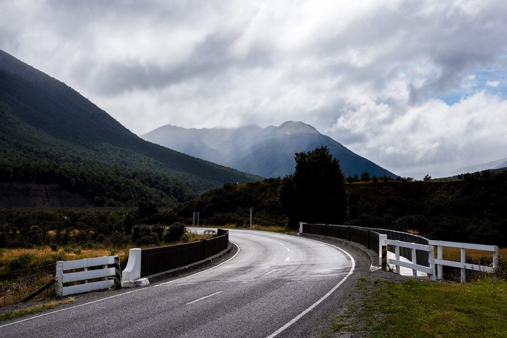 Nouvelle-Zélande - Castle Hill Road #2