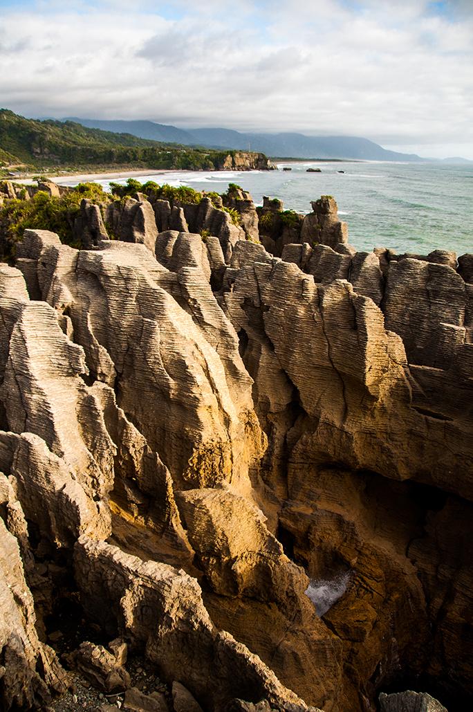Nouvelle-Zélande - Pancake Rocks