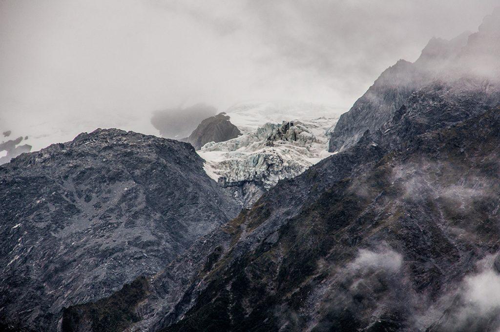 Nouvelle-Zélande - Fox Glacier