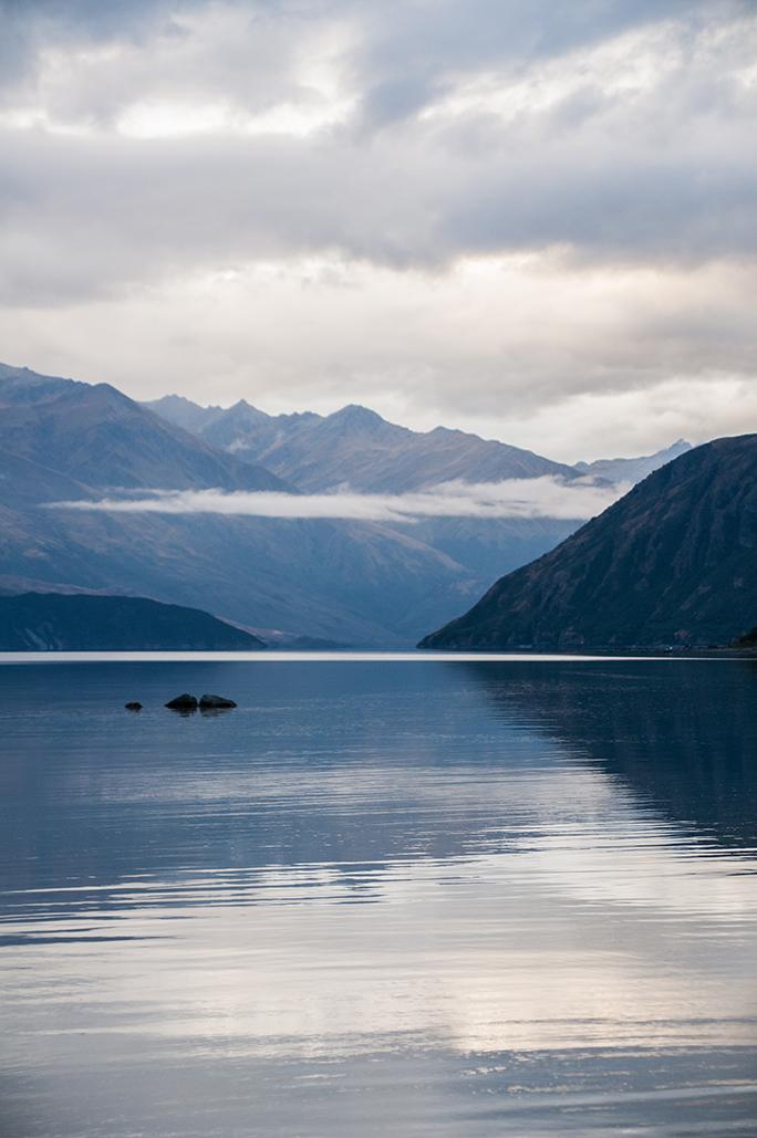 Nouvelle-Zélande - Wanaka Lake #1
