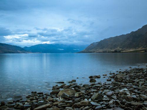 #62 Nouvelle-Zélande – Hawea Lake #1
