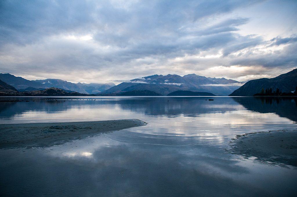 Nouvelle-Zélande - Wanaka Lake #3