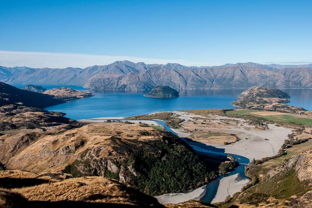 Nouvelle-Zélande - Glendhu Bay