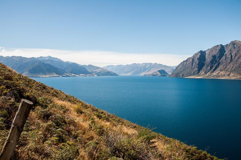 Nouvelle-Zélande - Hawea Lake #2