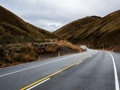 #71 Nouvelle-Zélande – SH73 Road