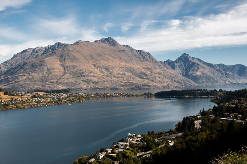 Nouvelle-Zélande - Queenstown