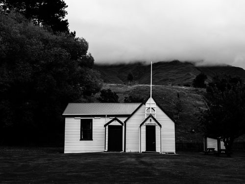 #73 Nouvelle-Zélande – Cardrona Church