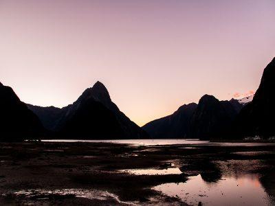 #76 Nouvelle-Zélande – Port de Milford Sound