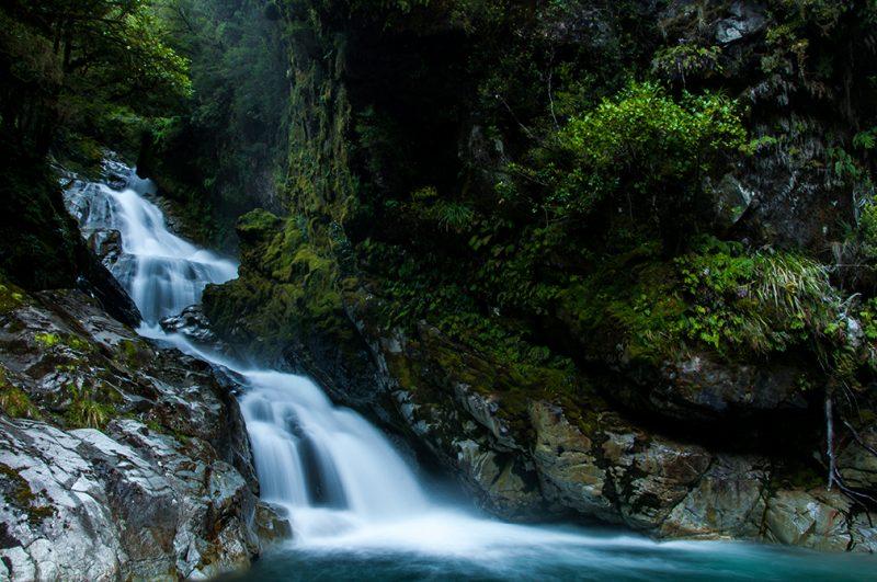 Nouvelle-Zélande - Falls
