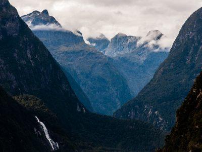#80 Nouvelle-Zélande – Milford Sound's Mountains