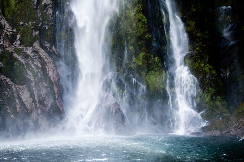 Nouvelle-Zélande - Stirling Falls