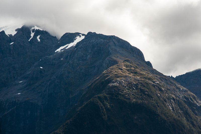 Nouvelle-Zélande - Harrison Cove's Mountains