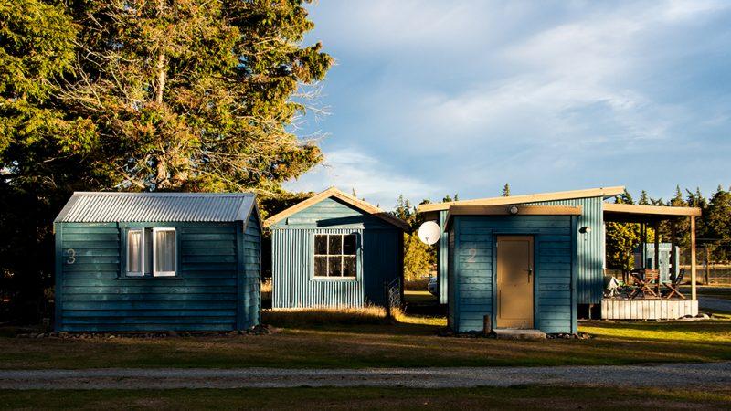 Nouvelle-Zélande - Camping