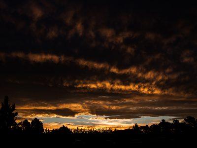 #87 Nouvelle-Zélande – Sunset #1
