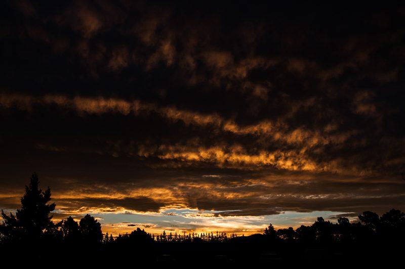 Nouvelle-Zélande - Sunset #1