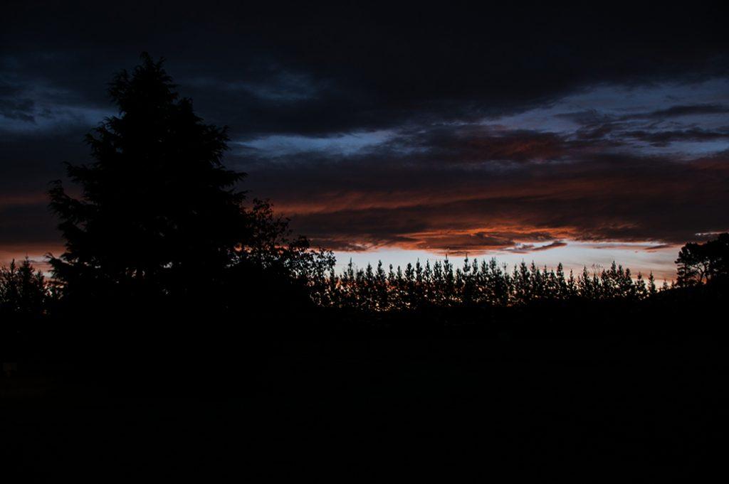 Nouvelle-Zélande - Sunset #2