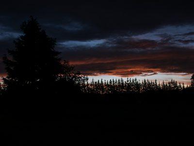 #88 Nouvelle-Zélande – Sunset #2