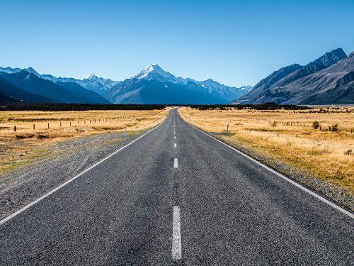 #90 Nouvelle-Zélande – Mont Cook Road