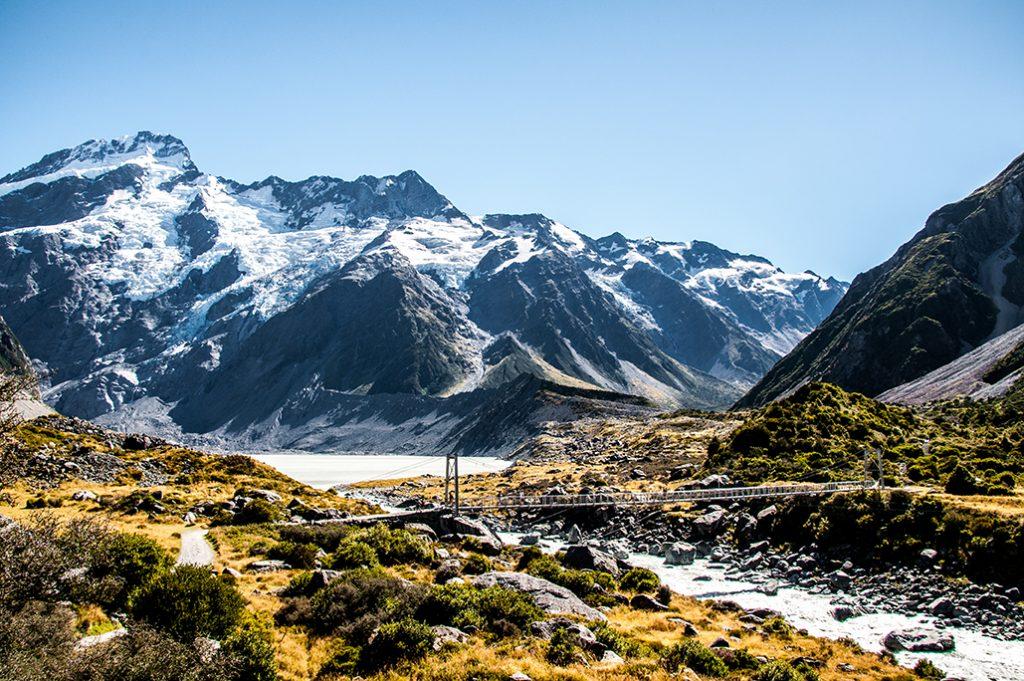 Nouvelle-Zélande - Mont Cook #2
