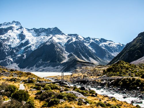 #91 Nouvelle-Zélande – Mont Cook #2