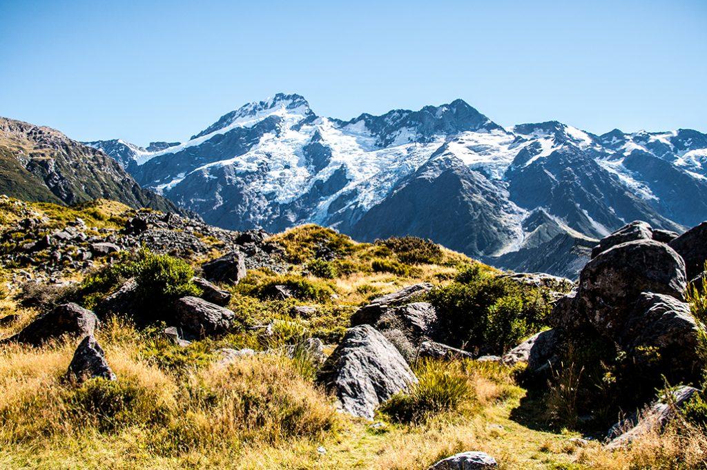 Nouvelle-Zélande - Mont Cook #3