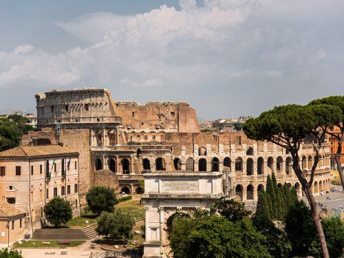 #7 Rome